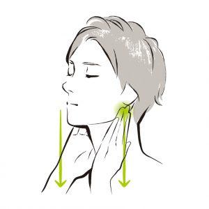 メンズメイクBOOKイラスト4