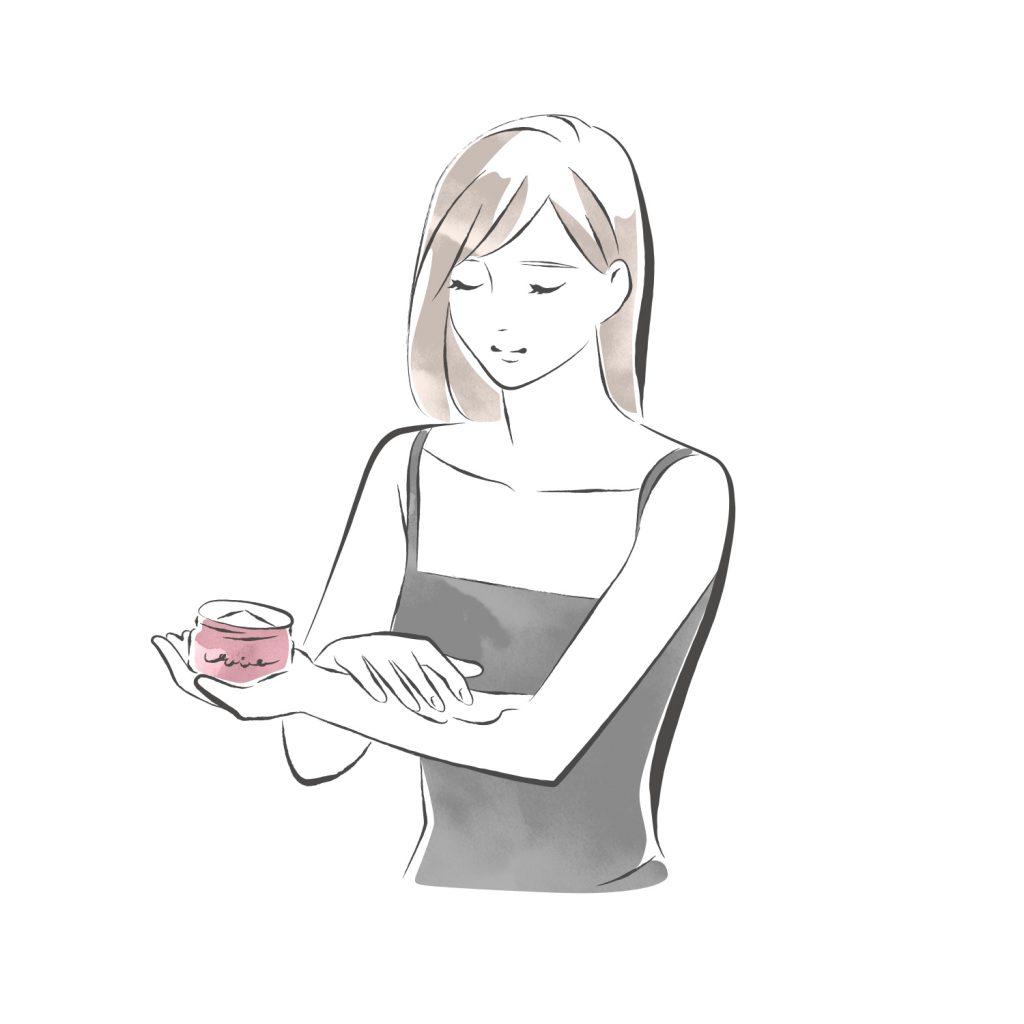 【@cosme美女子ナビ記事用】香水イラスト 3